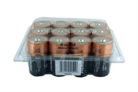 Duracell- D- Batteries - Tub- of- 12