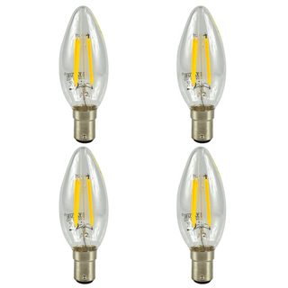 b15 4 pack of bulbs