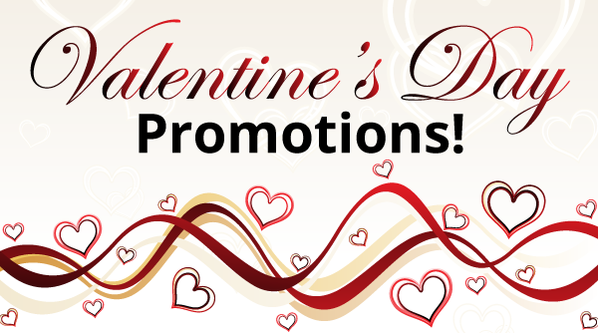 valentine's day-promotions