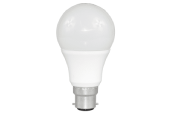 B22- Bayonet- LED- 9W- Standard- GLS- Bulb- (60W Equivalent) 806 Lumen - Warm- White- Frosted