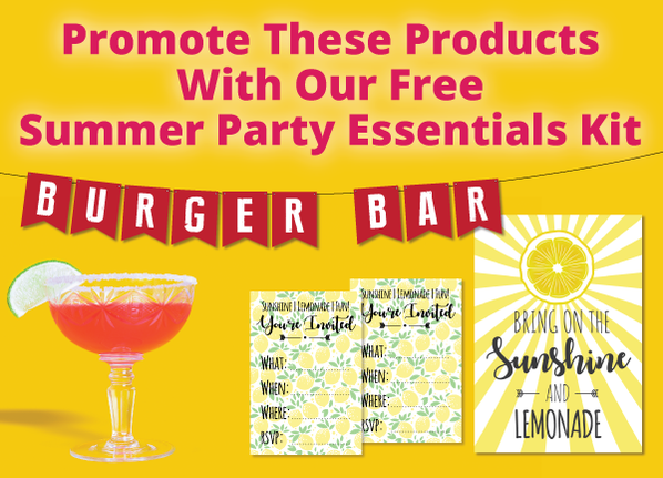 free-summer-party-essentials-kit