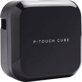 Brother- PT-P710BT- CUBE- Plus- Thermal- Transfer- Label- Printer