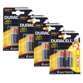 Duracell- 24- Pack- AAA- Batteries