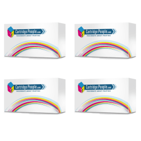 Compatible- Canon- 054- Black- and- Colour- Toner- Cartridge- 4- Pack