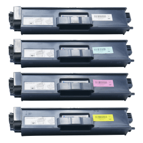 Compatible- Brother- TN-421- BK/C/M/Y- Black- &- Colour- Toner- Cartridge- 4- Pack (Own Brand)