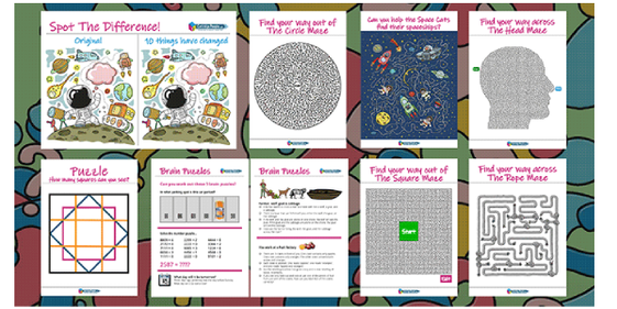 puzzle-day-printables