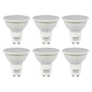 gu10 led light bulbs bundle pack