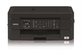 Brother- MFC-J491DW- Wireless- Colour- InkJet- Multifunction- Printer