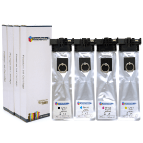 Compatible- Epson- T945- Black- and- Colour- High- Capacity- Ink- Cartridge- 4- Pack (Own Brand)