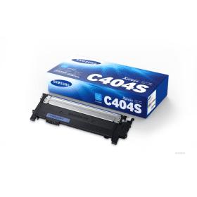 Samsung- CLT-C404S- (ST966A)- Cyan- Toner- Cartridge- (Original)