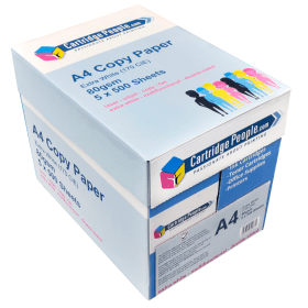Cartridge- People- A4- Extra- White (170 CIE) Copy -Paper- 80gsm- 2500- Sheets